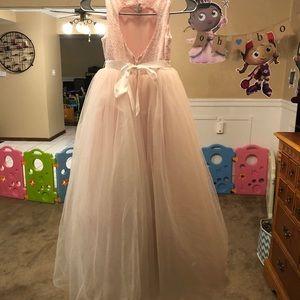 David's Bridal Flower Girl Dresses